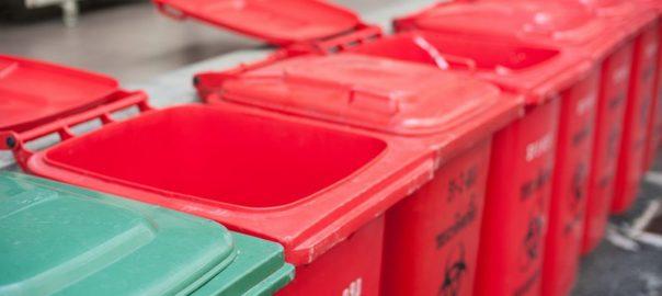 Jak postępować z wysoce zakaźnymi odpadami medycznymi