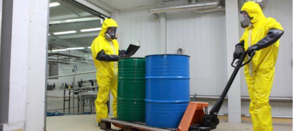 Transport wewnętrzny odpadów medycznych-min