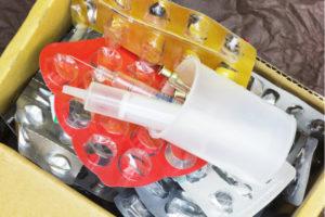 Sprawdź, czy prawidłowo postępujesz z odpadami medycznymi