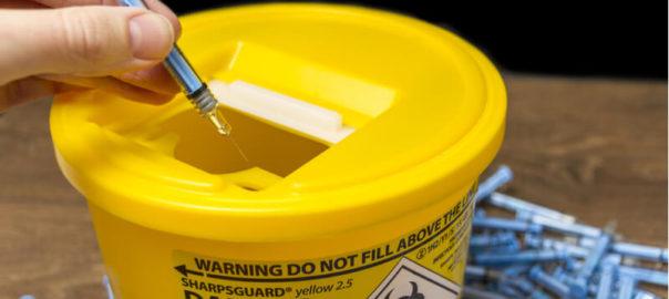 Odpady medyczne – kody i zasady gromadzenia