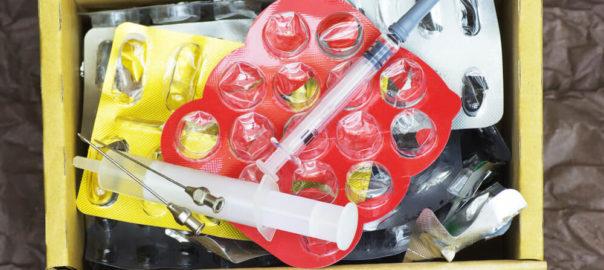 Segregacja odpadow medycznych